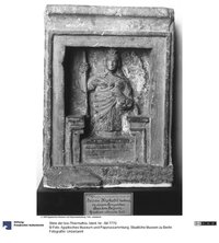 Stele der Isis-Thermuthis