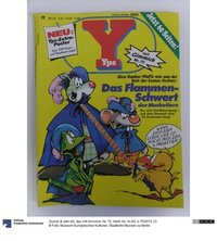Yps mit Gimmick. Nr. 72